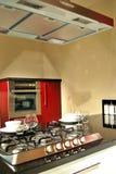 кухня самомоднейшая Стоковые Изображения RF