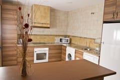 кухня славная очень Стоковая Фотография