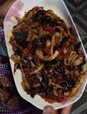 кухня Сычуань; Стоковая Фотография
