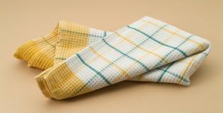 кухня ткани Стоковые Фотографии RF