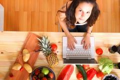 Кухня цифров Стоковая Фотография RF