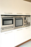 кухня шкафа Стоковые Фотографии RF