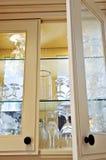 кухня шкафа Стоковое Изображение RF