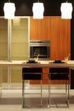 кухня штанги Стоковое фото RF