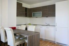 кухня Стоковые Фотографии RF