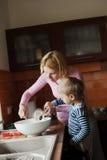 кухня Стоковое Фото