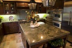 кухня 1856 Стоковые Фотографии RF