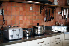 кухня 2 Стоковое Изображение
