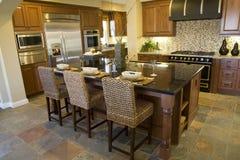 кухня 2063 Стоковые Фото