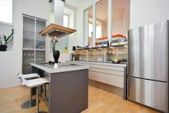 кухня Стоковые Изображения