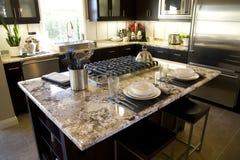 кухня 2567 Стоковое Изображение