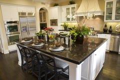 кухня 2713 Стоковое Фото