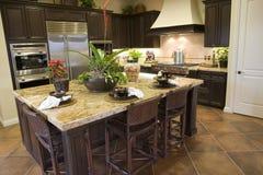 кухня 2720 Стоковое Фото