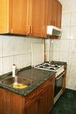 кухня Стоковое Изображение RF