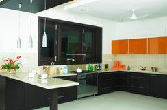 кухня Стоковое Изображение
