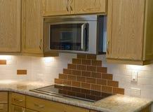 кухня 6 самомоднейшая Стоковые Фотографии RF