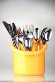 кухня cutlery Стоковое фото RF