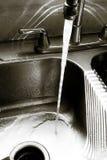 кухня faucet Стоковая Фотография RF