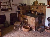 Кухня Kashubian, Wdzydze Kiszewskie Стоковое Фото