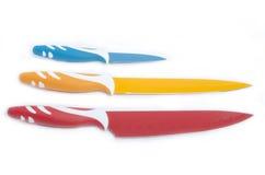 Кухонные ножи Стоковые Изображения RF