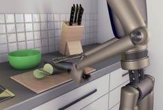 Кухонный комбайн Стоковые Изображения RF