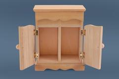 кухонный шкаф ретро Стоковое фото RF