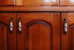 кухонный шкаф Стоковое Изображение RF