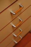 кухонный шкаф Стоковое Изображение
