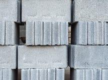 Куча блока цемента Стоковые Фотографии RF