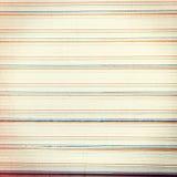 Куча горизонтальных кассет Стоковая Фотография