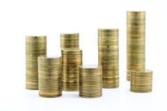 Куча денег Стоковое Изображение
