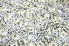 Куча денег Стоковое фото RF