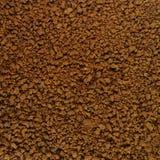 Куча зерен растворимого кофе польза кофе предпосылки готовая Стоковые Фото