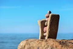 Куча камней Стоковые Изображения