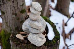 Куча камней Стоковая Фотография