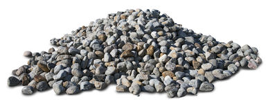 Куча камней Стоковое Изображение