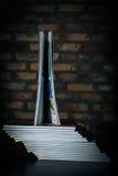 Куча кассет Стоковая Фотография RF