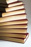 куча книг Стоковая Фотография