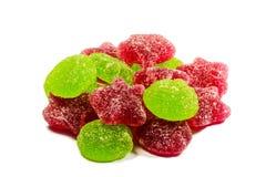 Куча конфеты студня Стоковое Фото