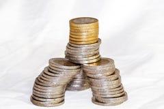 Куча монеток Стоковые Изображения