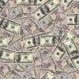 Куча 2 долларовых банкнот Стоковое Изображение RF