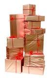 куча подарков Стоковое Изображение RF