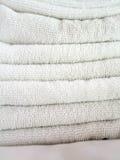 Куча полотенца Стоковое фото RF