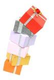 куча представляет высокорослое Стоковое фото RF