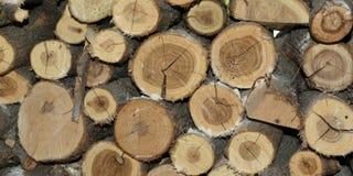 Куча предпосылки текстуры деревянного огня - вертикали - portret Стоковое фото RF