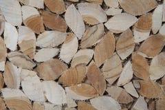 Куча древесины Стоковые Фотографии RF