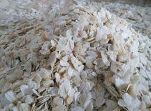 Куча сдержанного крупного плана риса Стоковое Изображение