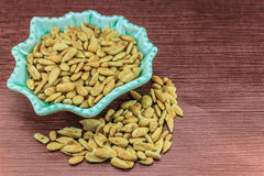 Куча семян подсолнуха Стоковая Фотография RF