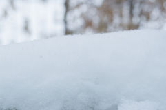 Куча снега Стоковая Фотография