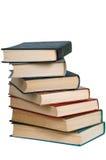 Куча старых книг. Стоковое фото RF